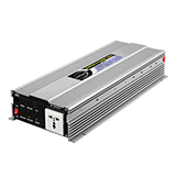 Intelligent pure sine wave inverter with charger for power back-up